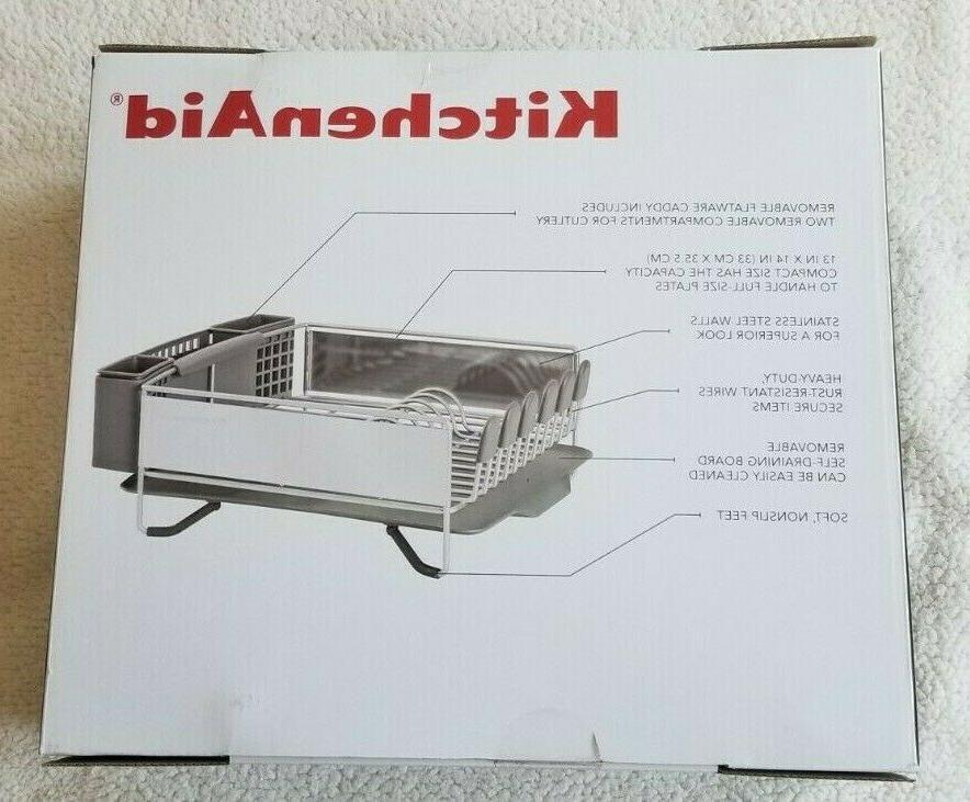 KitchenAid Dish-Drying Rack 13X14 KNS895BXGRA