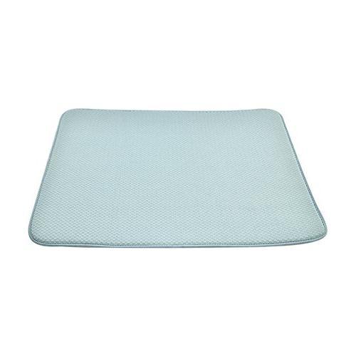 "Houseables Dish Rack Mat, Microfiber, x 18"", Pad,"