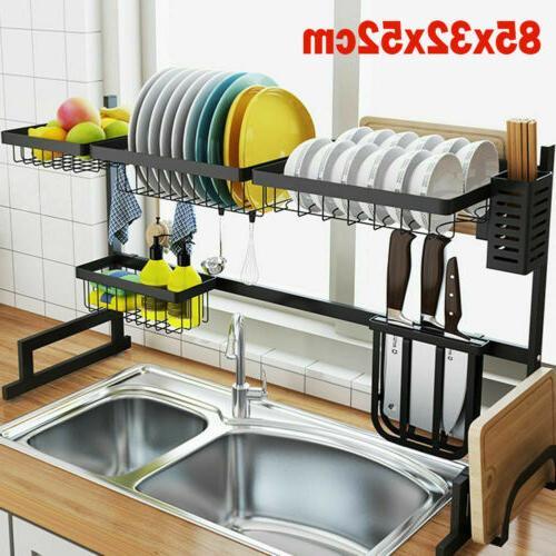 Dish Sink Kitchen Storage Holder