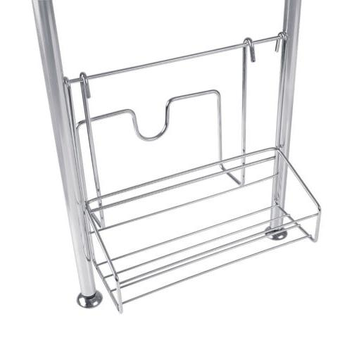 Stainless Rack Over Shelf Cutlery
