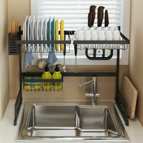 Over Sink Rack Steel Kitchen