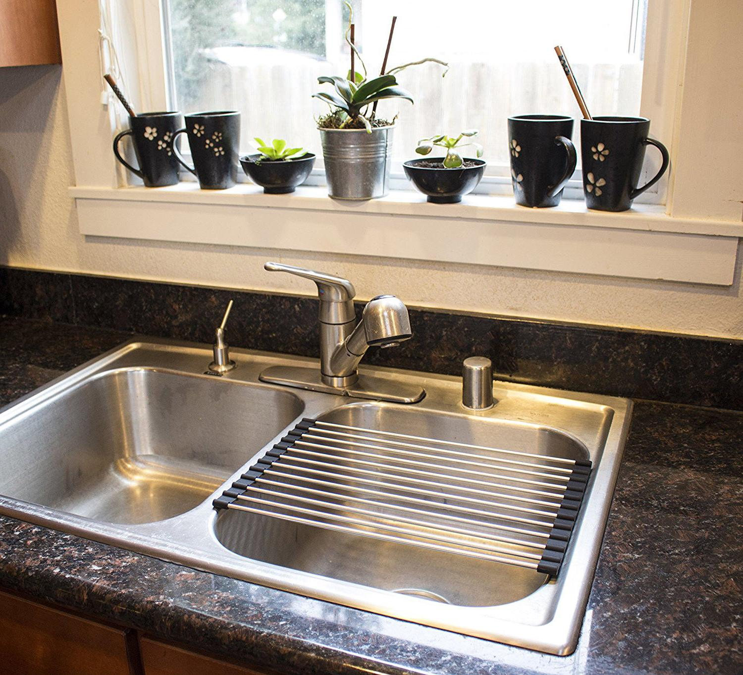 Over Sink Drainer