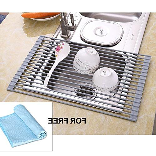 dish racks over sink multipurpose