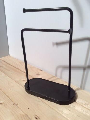 AmazonBasics Double-L Towel and Accessories - Bronze
