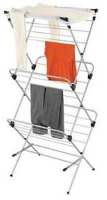 HONEY-CAN-DO DRY-01105 Mesh Drying Rack, 3 Tier