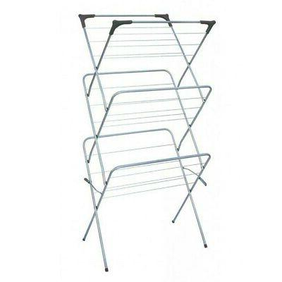 Sunbeam NEW Clothes Dryer, 3 Tier Hanging Drying Laundry Rac