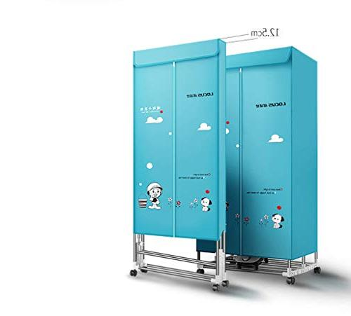 Drying Dryer, Home Quiet Energy-saving Dryer, Drying Rack, 900W,