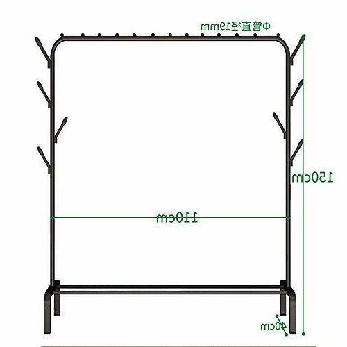 YAYI Rack Heavy Duty Garment Rail