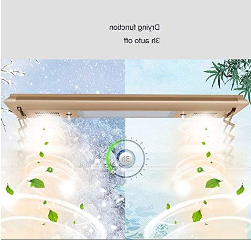 Electric Drying Rack Ceiling Rack Drying Remote