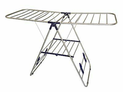 EWEI'S HomeWares Duty Stainless Rack, 58 x 23.5 -