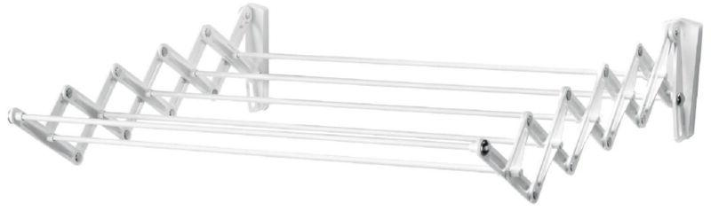 """Expandable Cloths Hanging Drying Rack Laundry Hanger 24"""" Col"""
