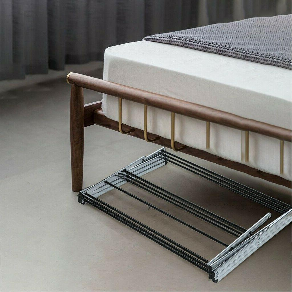 Foldable Clothes Drying Retractable Indoor And Stainless Rack