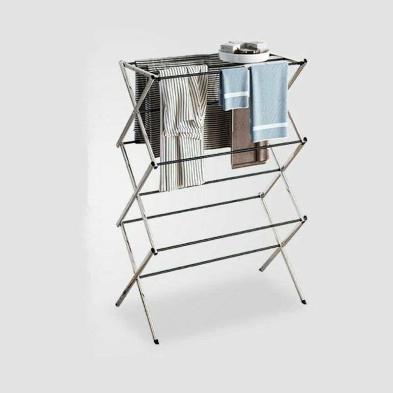 "Dry Folding 42"" Drying Collapsible Easy Storage"
