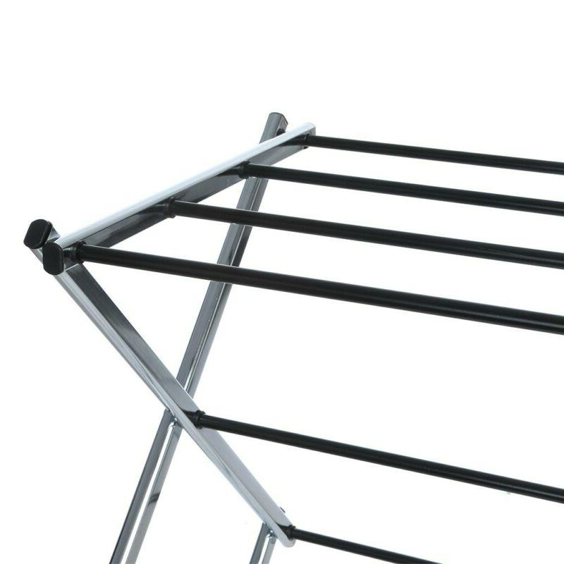 Dry Drying Laundry Towel Rack Collapsible