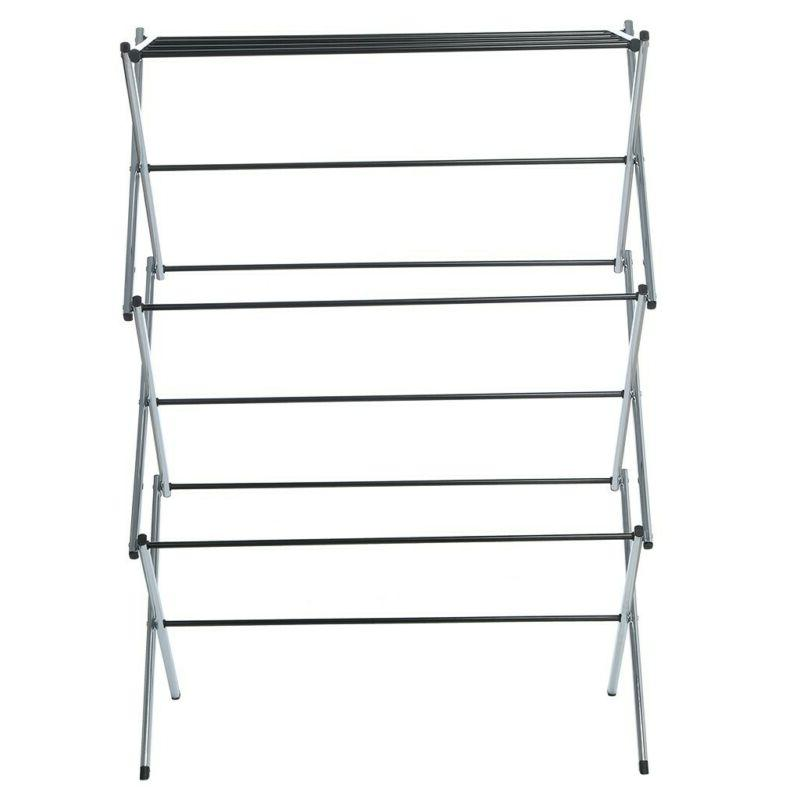 Clothes Rack Stand Folding Dryer Portable