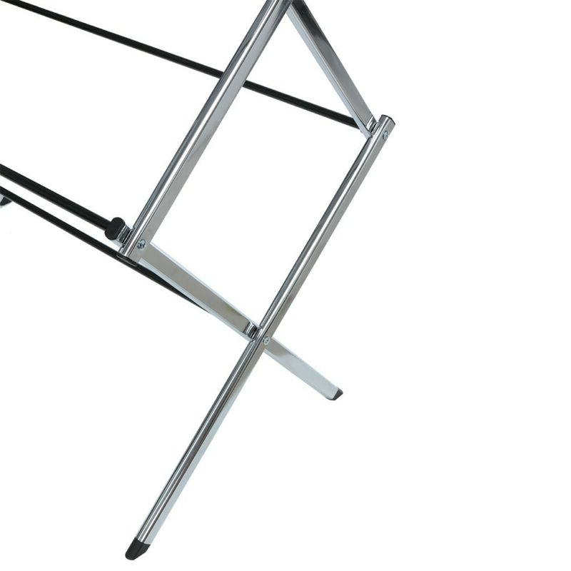 Clothes Laundry stainless Stand Folding Indoor Dryer