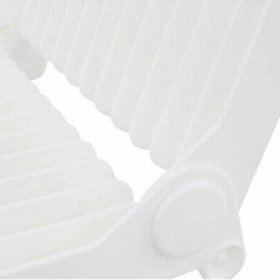 Foldable Holder Folding Drying Drainer Plate