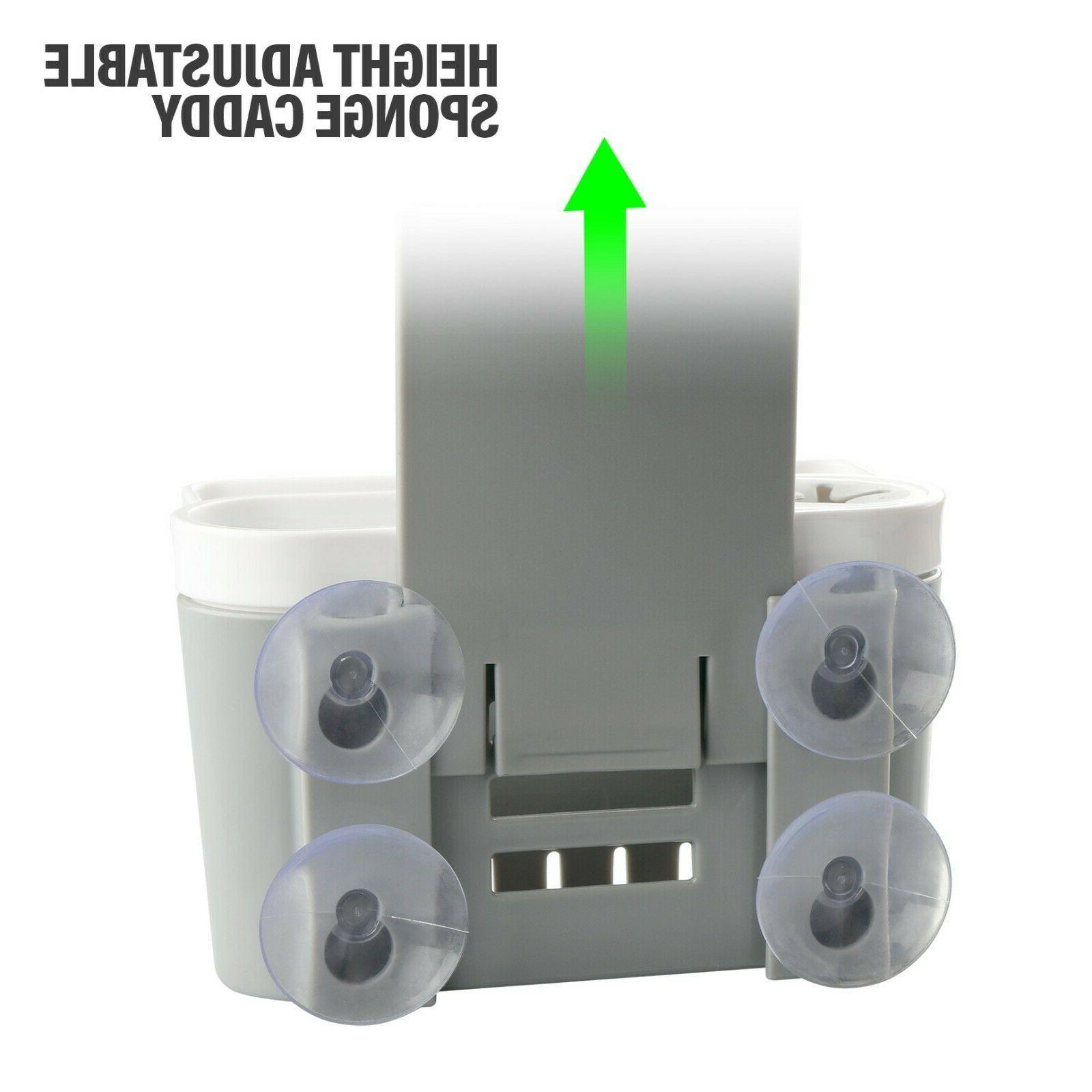 w/ Holder Soap Dispenser Caddy