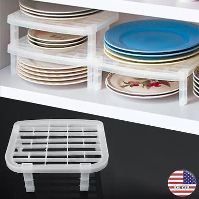 foldable dish plate drying rack organizer drainer