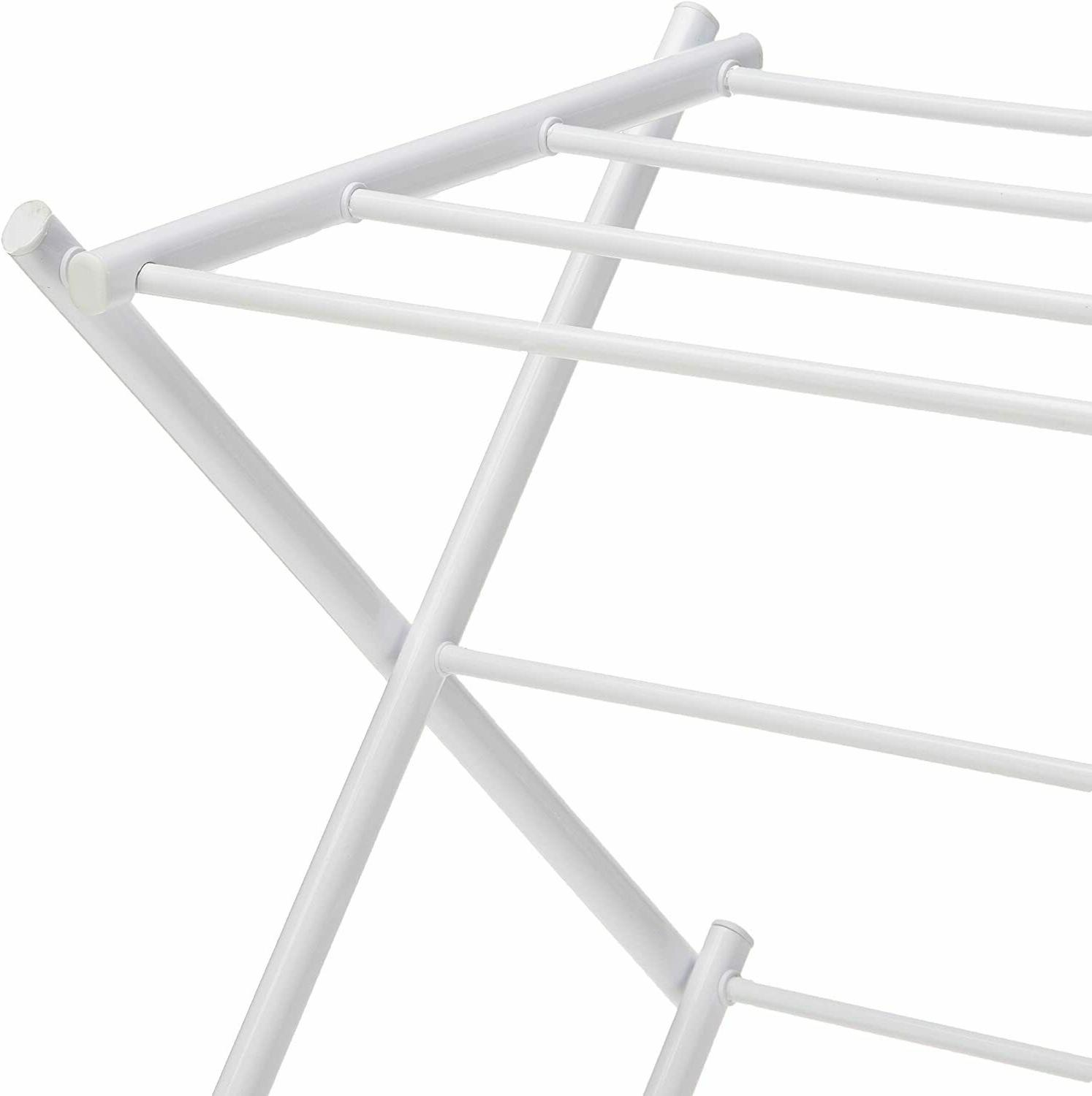 White Steel Collapsible Drying Organizer