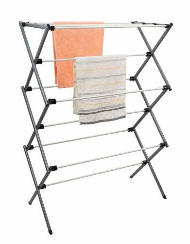 foldable drying rack 42 rust