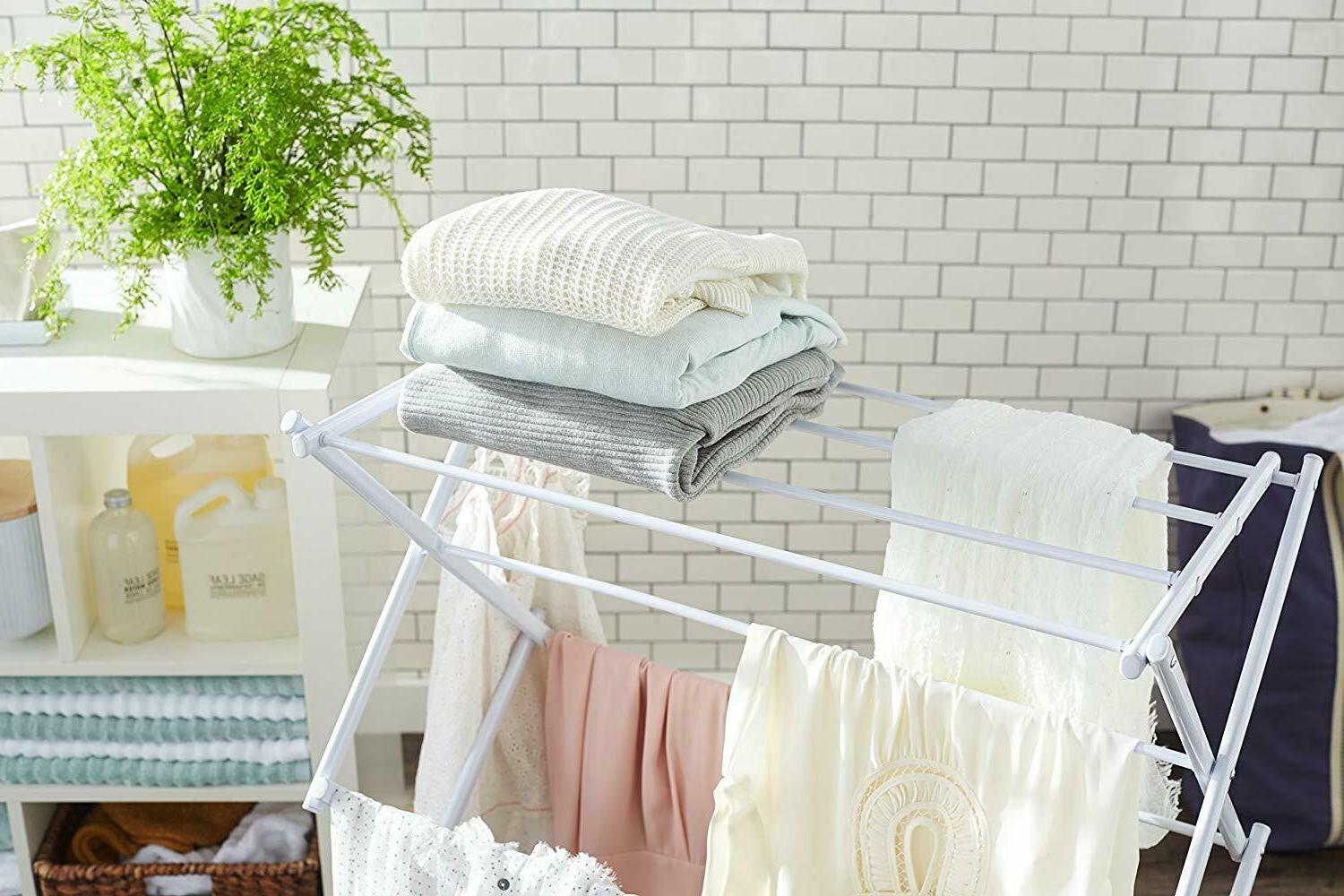 Foldable Drying - White