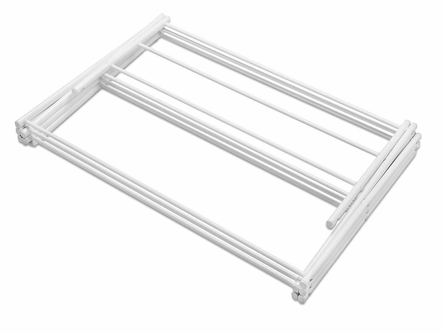 Whitmor Drying Rack White
