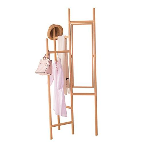 foldable garment rack coat hanger