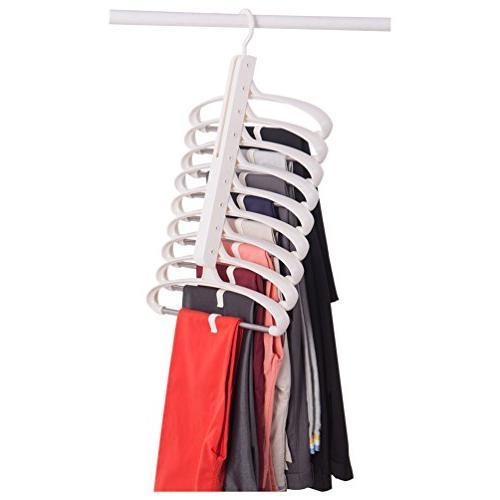 foldable hanger closet storage non
