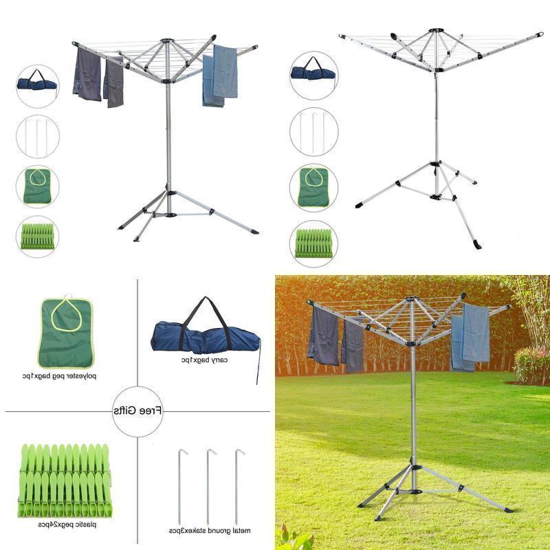 Drynatural Foldable Umbrella Drying Rack Laundry 4