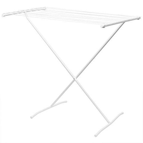 Sunbeam Folding Rod Metal Hanging Drying