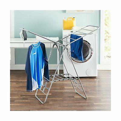 Sunbeam Folding Drying Rack, Grey