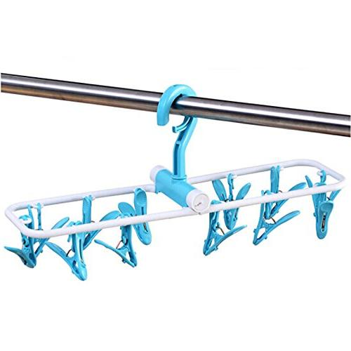 folding clip drip socks hangers
