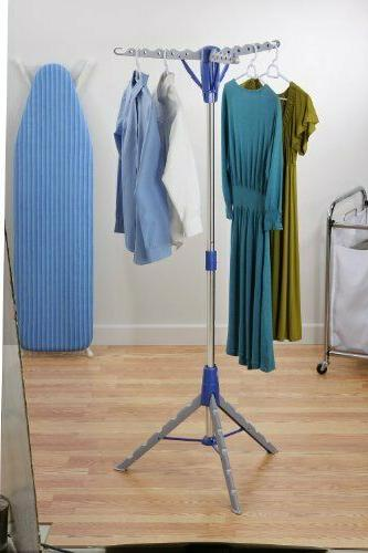 Folding Clothes Drying Laundry Expandable Dry Indoor
