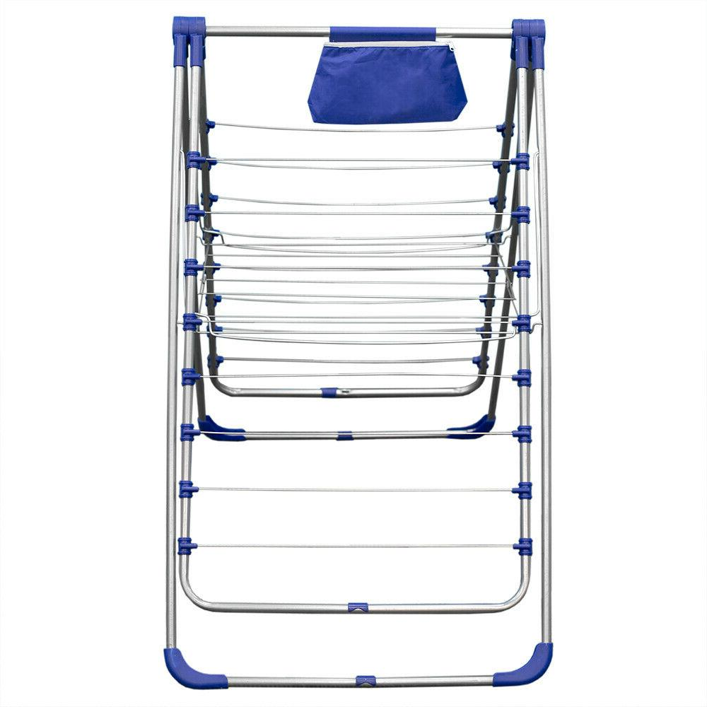 Folding Rack with Zippered