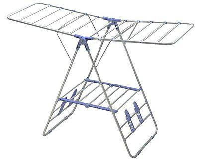 folding collapsible clothes drying rack