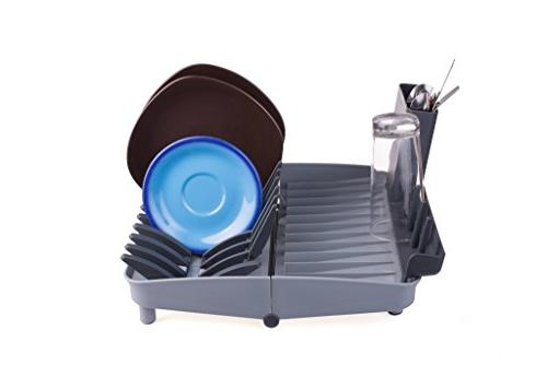 Drying Organizer Medium Small Plates, Glasses and to Clean, Space