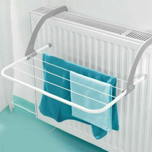 Folding Drying Portable Clothes Hanger Laundry Airer