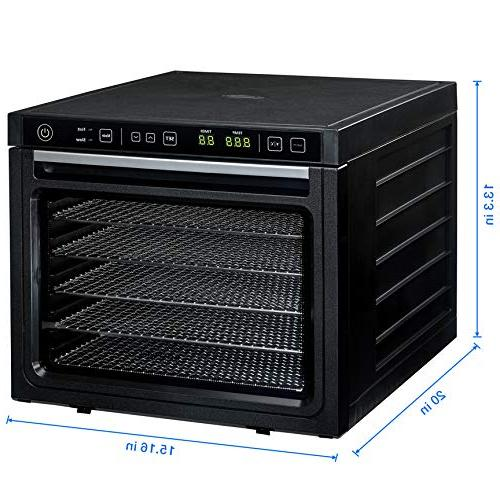6-Tray for Beef Healthy Electric with Fans