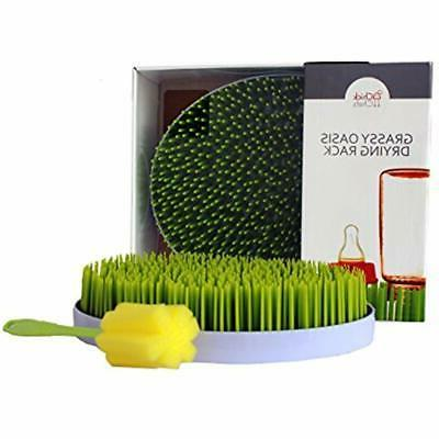 grassy bottle accessories oasis countertop drying rack