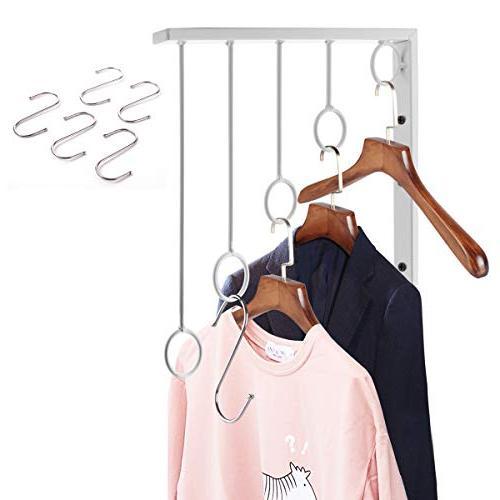 hanger wall mounted drying rack