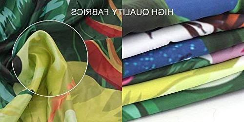 1pcs Tapestry 4pcs Blanket Picnic Mat Home Bandanna Pattern Printed Tapestry for Living