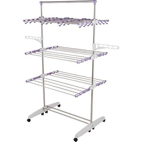 heavy duty 3 tier drying
