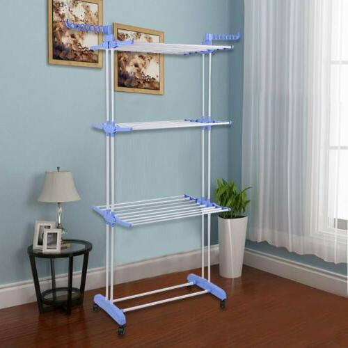 Storage Drying Folding Hanger
