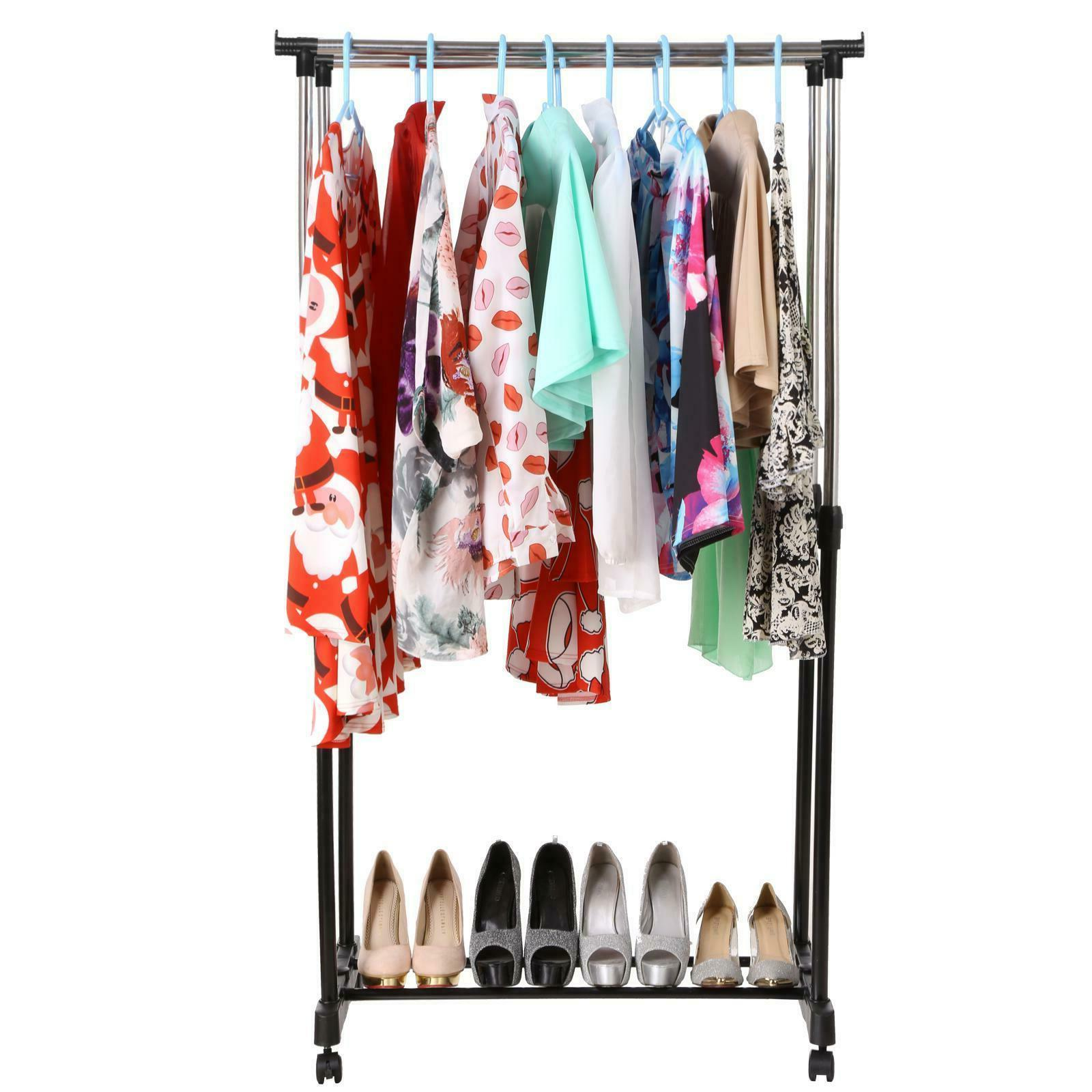 Heavy Rack Hanging Drying Display Poles