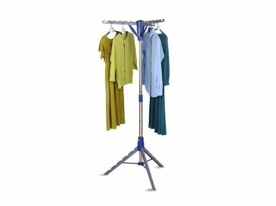 honey can do tripod drying rack indoor