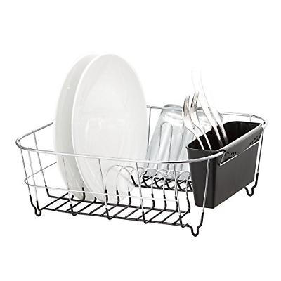 in sink dish drying rack small compact