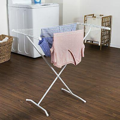 Indoor Drying Laundry Folding Hanger Dryer Household New
