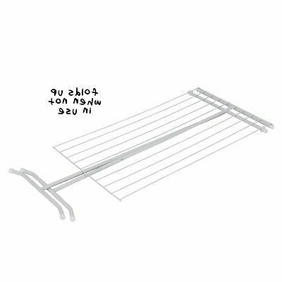 Indoor Drying Racks Laundry Folding Clothes Dryer Household