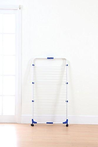 STORAGE Clothes Rack, Adjustable 3-tier Laundry